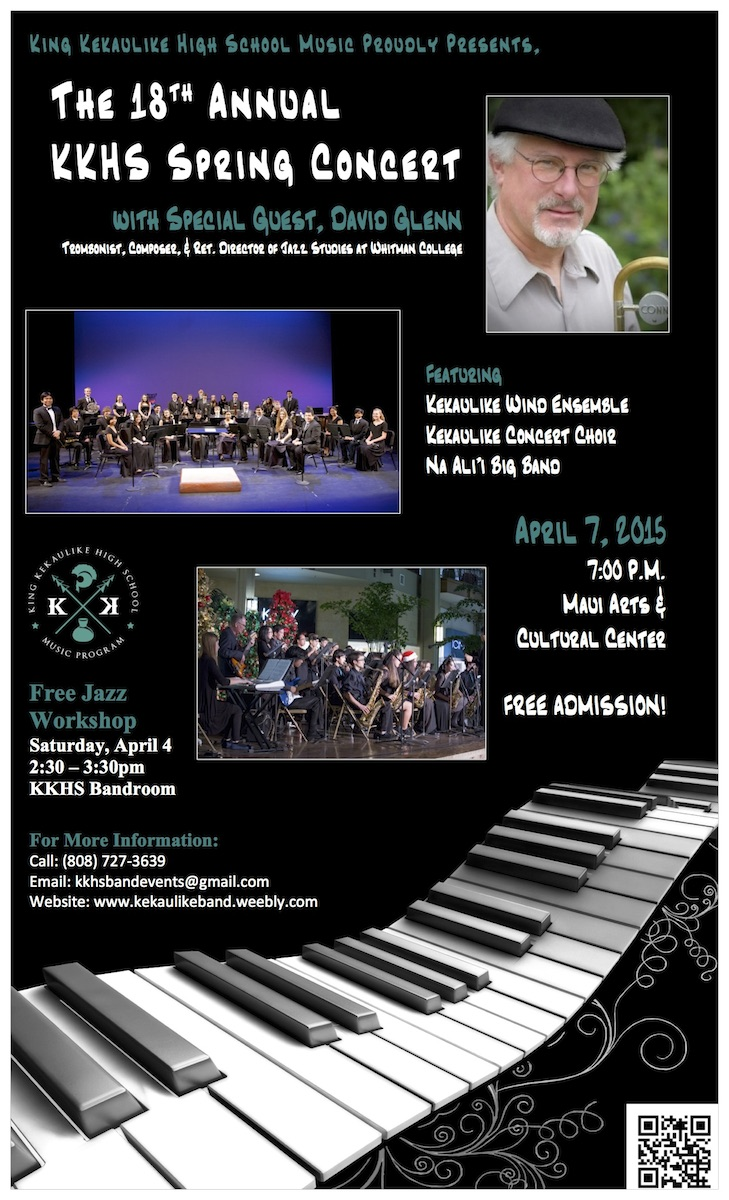 18th Annual KKHS Spring Concert