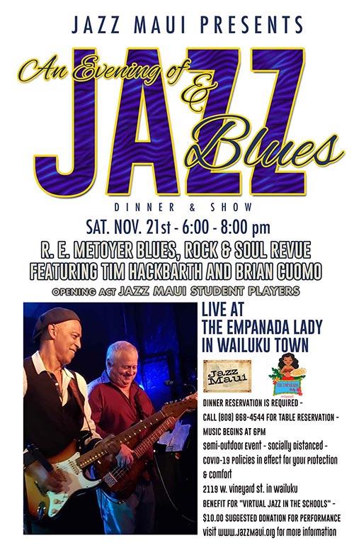 An Evening of Jazz & Blues