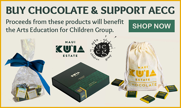 Buy chocolate & support AECG